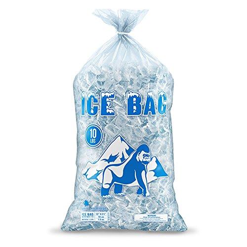 10 lb ice bags - 8