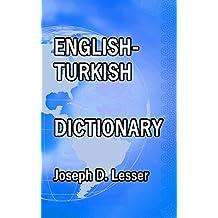 English / Turkish Dictionary (Dictionaries Book 27)