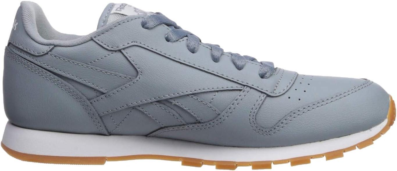 Reebok Kids Classic Leather Gum Sneaker