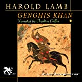 Front cover for the book Genghis Khan: Emperor of All Men by Harold Lamb