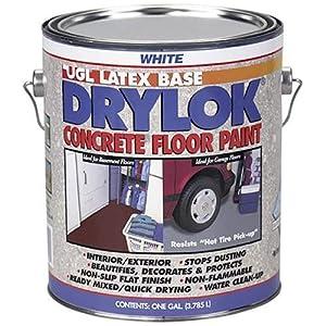 United gilsonite labs 21413 drylok concrete floor paint - Paint coverage per gallon exterior ...