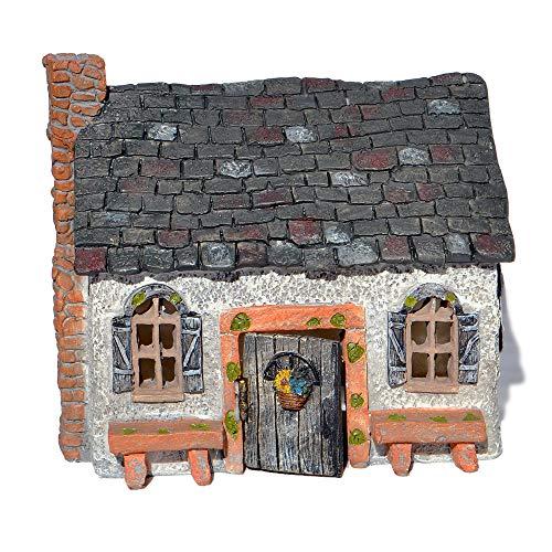 Miniature Fairy Garden Sweet Meadows Cottage