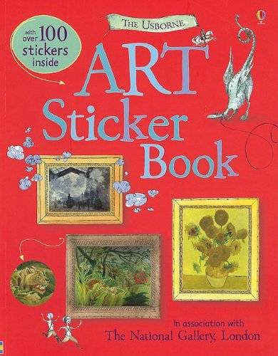 The Usborne Art Sticker Book PDF