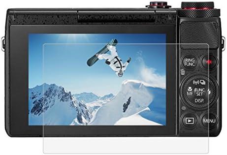 KANEED カメラアクセサリー 撮影機材 2.5Dカーブエッジ9HキヤノンG7X / G9X / G5X、オリンパスE-M5