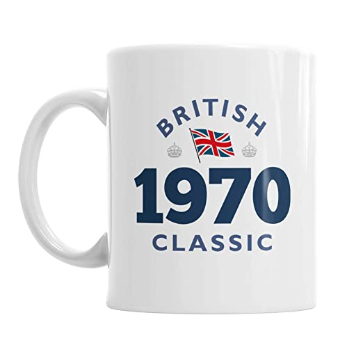 50th cumpleaños, 50th texto, British Classic, 50th Birthday ...