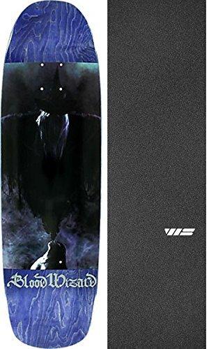 ピラミッド肺キャビンBlood WizardスケートボードGauntlet Perfect Possessionスケートボードデッキ – 8.88 CM x 32.12