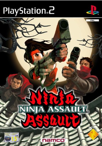 Ninja Assault Ps2 Ver. Portugal: Amazon.es: Videojuegos