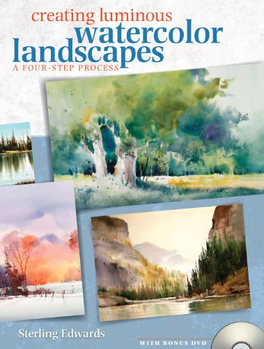Creating Luminous Watercolor Landscapes (Landscape Painting In Watercolor By Zoltan Szabo)
