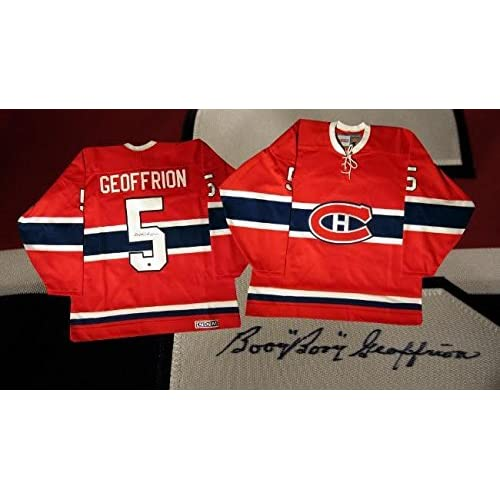 Montreal Canadiens Blank Red Home Kids Premier Team Jersey