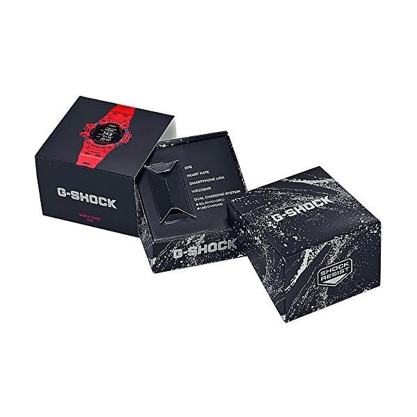 Casio G-Shock G-Squad - Reloj GBD-H1000-4ER, 2020 5