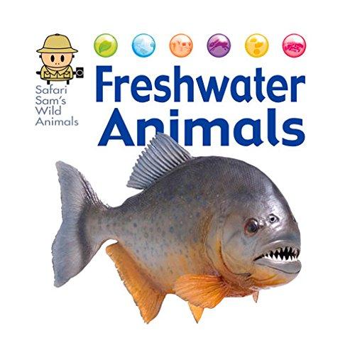 Read Online Freshwater Animals (Safari Sam's Wild Animals) ebook