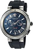 Versace Men's 'V-EXTREME PRO' Swiss Quartz Stainless Steel and...