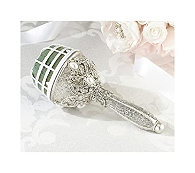 Lillian Rose Jeweled Bouquet Holder