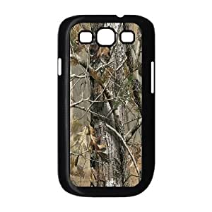 James-Bagg Phone case Camo Tree Pattern Protective Case For Samsung Galaxy S3 Style-17