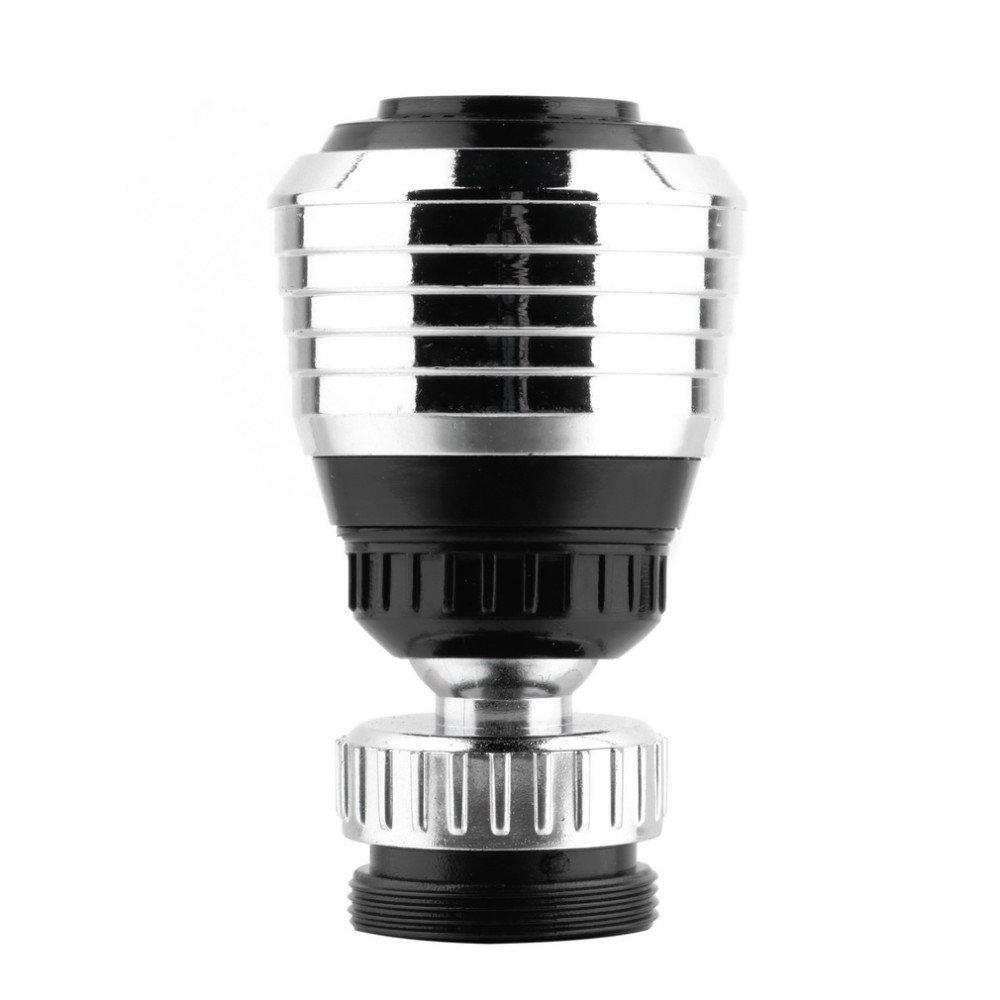 360° Drehung Wassersparend Wasserhahn Aerator Diffusor Düse Filteradapter Set