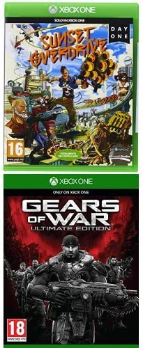 Sunset Overdrive - Day One Edition + Gears Of War - Ultimate ...