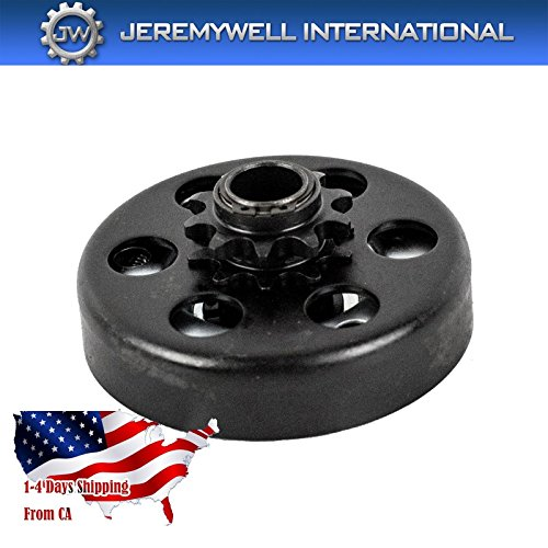 "Centrifugal Go Kart Clutch 3/4"" Bore 10 Tooth 10T For 40,41,420 Chain 6.5HP"