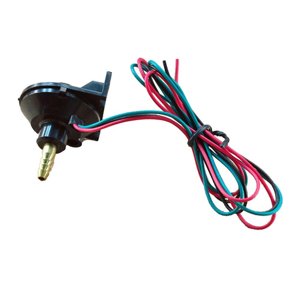 Mintice 12V Auto 2 52mm Universale Digitale led blu leggero indicatore della temperatura dellacqua Calibro di auto