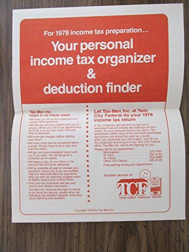 1978 Tcf Bank Brochure