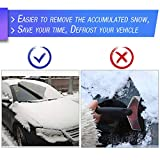 Amayrose Car Windshield Snow Cover, Waterproof
