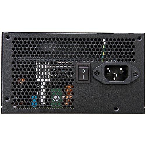 ROSEWILL Computer Modular Power Supply, 80 Plus Gold 500w Gaming PSU, ATX 12v/ 3 Year Warranty (LEPTON 500)