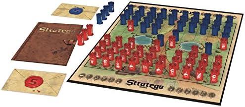 Stratego Original Niños y Adultos Estrategia - Juego de Tablero ...