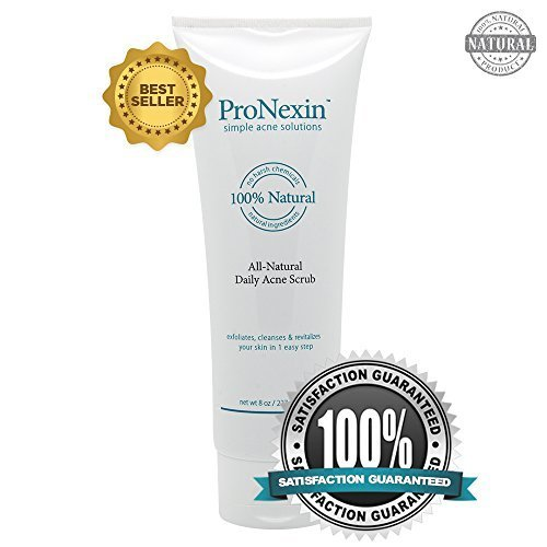Pronexin - Acne Face Wash - Exfoliate and Clean