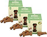 Doggy Delirious Limited Ingredients All Natural Dog Treats, Minty Pear, 3 pack
