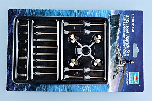 Hms Hood Battleship - Trumpeter HMS Hood Battleship Upgrade Set for #5302 (1/350 Scale)