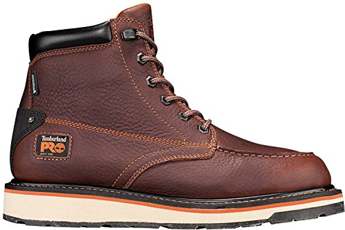 Image of Timberland PRO Men's Gridworks Moc Soft Toe Waterproof Industrial Boot