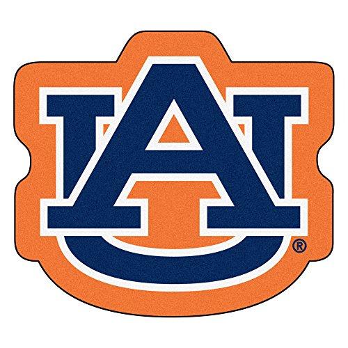 Fanmats NCAA Auburn University Tigers Nylon Face Mascot (Fanmats Auburn Rug)