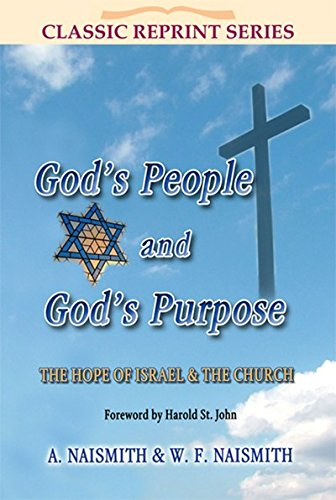 Gods People and Gods Purpose (Classic Re-Print Series) pdf