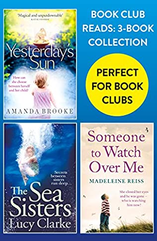book cover of Book Club Reads: 3-Book Collection