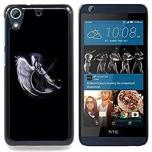 - angel death warrior white art heaven sword/ Duro Snap en el tel??fono celular de la cubierta - Cao - For HTC Desire 626 & 626s