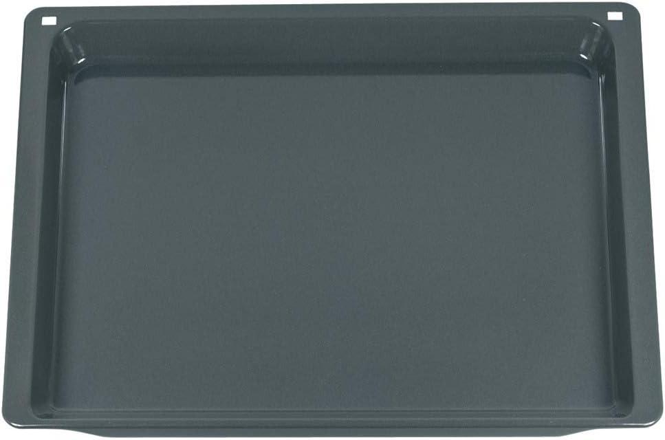 Bandeja de Horno para electrodomésticos Siemens de Bosch 11022440 455x375x29mm esmaltada para Horno