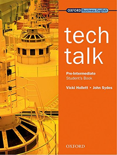 Tech Talk. Pre-Intermediate. Student's Book