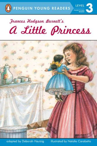A Little Princess (All Aboard Reading, Level 3, Grades 2-3)