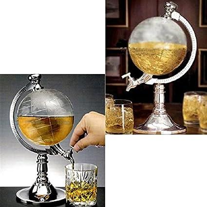 Xu Market (TM), diseño de Globo con Forma de Bebida de Licor Dispensador