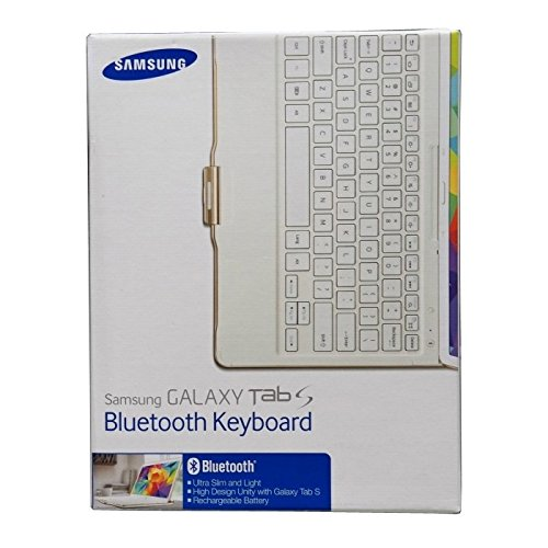 Samsung Original Bluetooth Keyboard Dock Case (EJ-CT700KW...