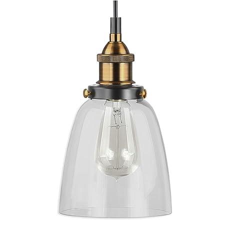 Fiorentino antique brass pendant light wclear glass shade linea fiorentino antique brass pendant light wclear glass shade linea di liara ll aloadofball Gallery