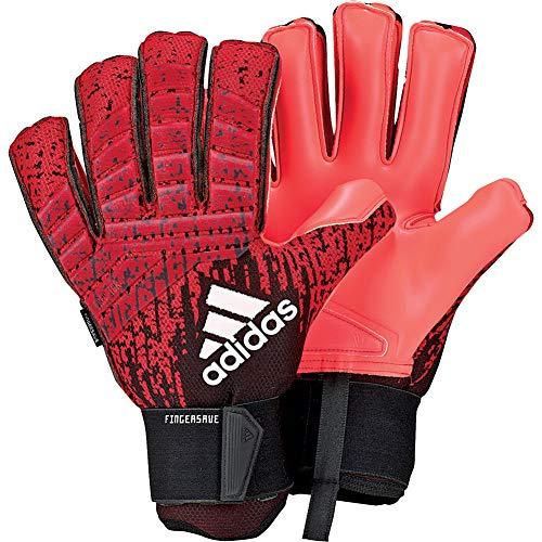 New Soccer Gloves - adidas Predator PRO FINGERSAVE Goalkeeper Gloves Finger Protection for Soccer