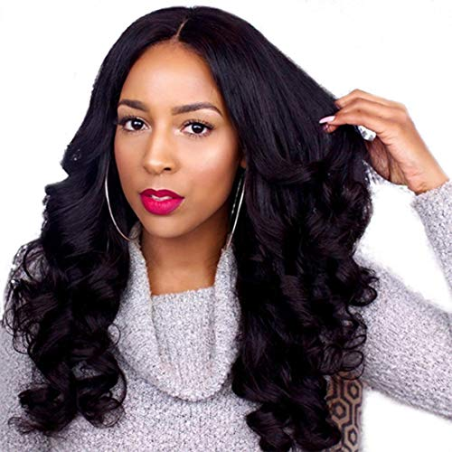 - Premier 13x6 Lace Front Wigs Human Hair Pre Plucked Body Wave Lace Front Wig 150% Density Brazilian Remy Human Hair Long Wavy Wig with Baby Hair 20 Inches Natural Color
