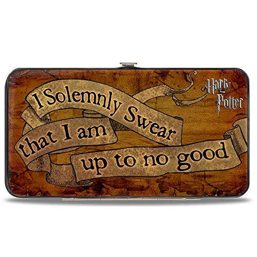 Buckle-Down Buckle-Down Hinge Wallet - Harry Potter Accessory, -Harry Potter, 7