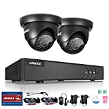 ANNKE 4CH HD-TVI 720P Security Cameras System and (2) 1280TVL 1.0MP Weatherproof Cameras with Super Day Night Vision-NO HDD Review