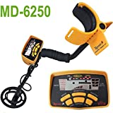 Tianxun 2016 New Gold Metal Detector MD6250, Treasure Finder
