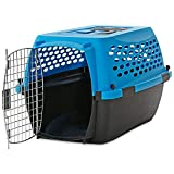 You & Me Relaxing Refuge Dog Kennel, Blue, 24″, X-Small, Blue / Black For Sale