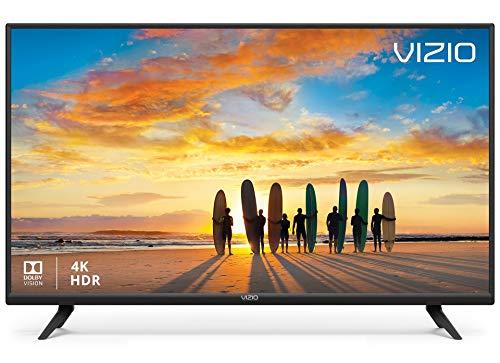 VIZIO V V435-G0 42.5 Smart LED-LCD TV – 4K UHDTV – Black – Full Array LED Backlight – Google Assis (Renewed)