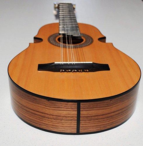 10 String Acoustic Puerto Rican Cuatro Guitar by Harmonia