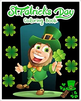 12 St. Patrick's Day Printable Coloring Pages for Adults & Kids ...   325x260