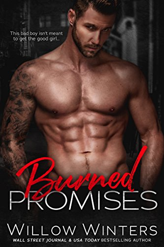 Burned Promises by [Winters, Willow]